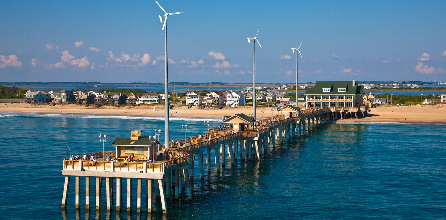 Jennette's Pier | Outer Banks Vacation Guide