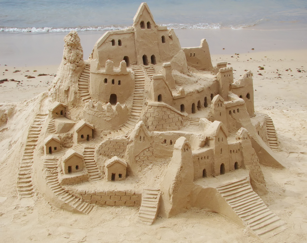 How To Build The Best Sand Castle?