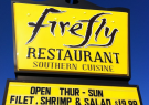 Firefly Restaurant Southern Cuisine